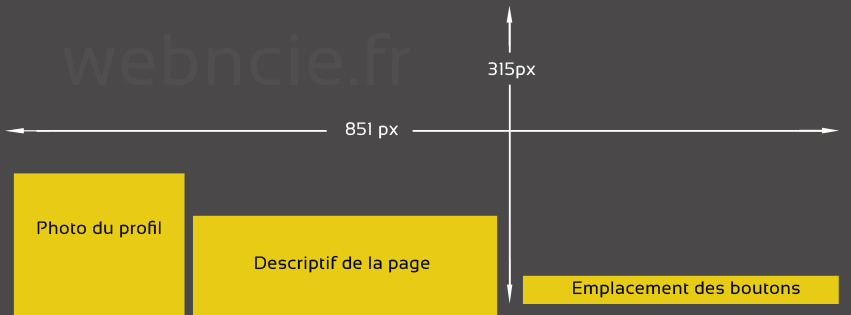 optimisation couverture image page facebook