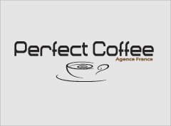logotype sarl perfect coffee à Pau